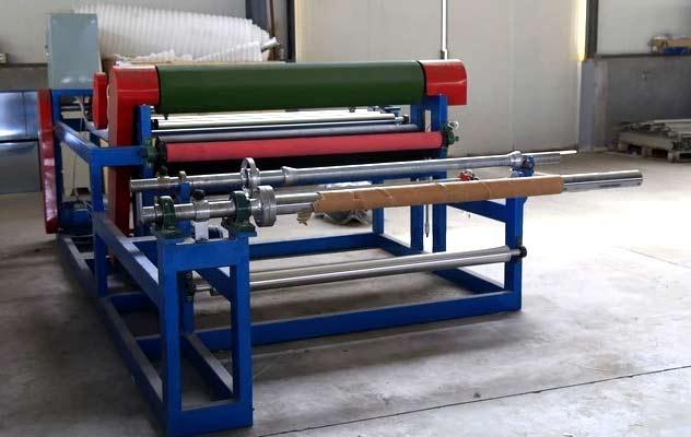 EPE珍珠棉覆膜机